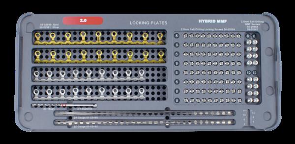 Universal Select hybrid mmf module