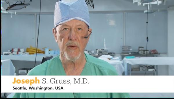 video thumb: Bicoronal incision