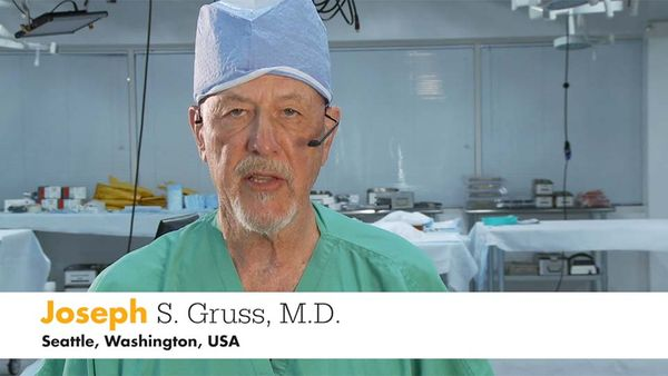 video thumb: Incisions for exposing the orbit