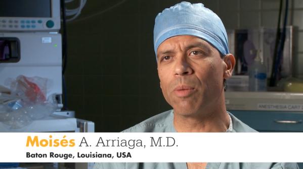 Dr. Arriaga Cover