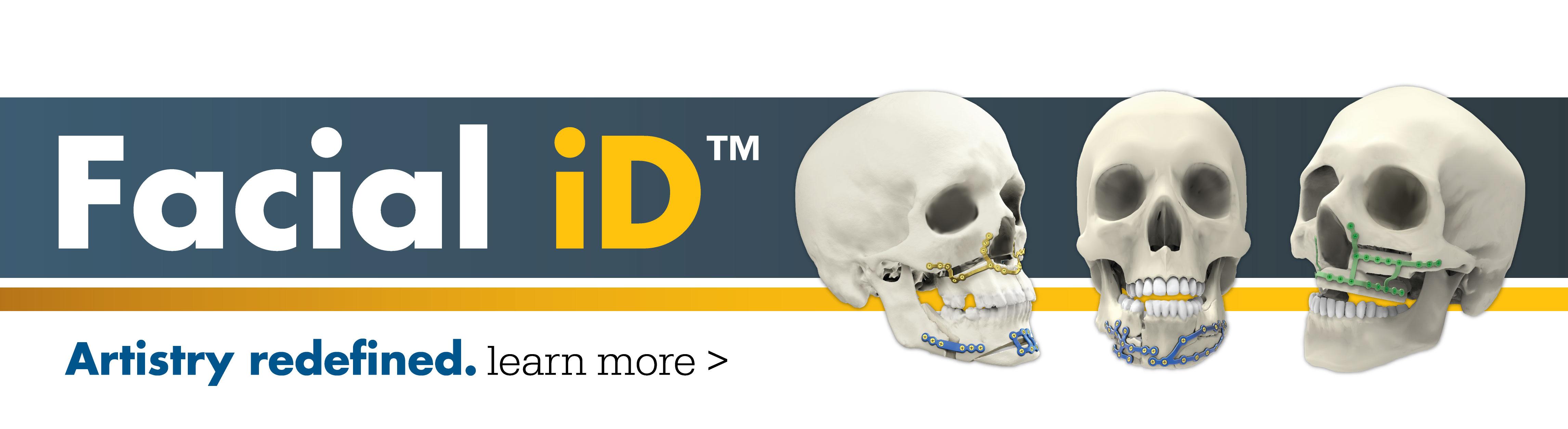 Facial iD banner