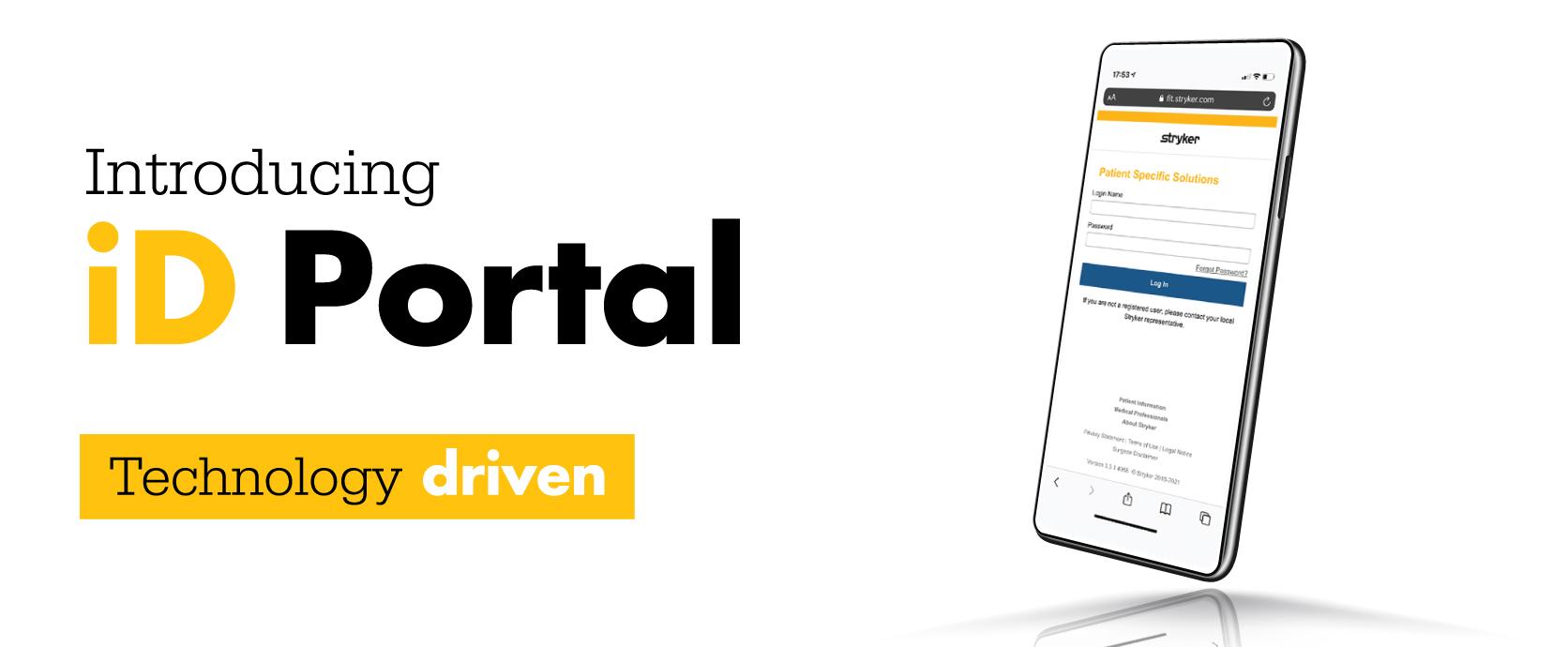 Introducing iD Portal