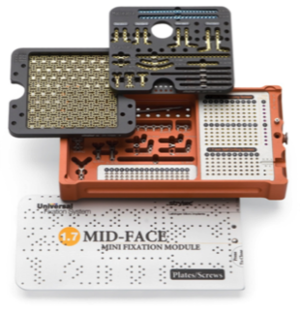 1.7 Midface Plating Module