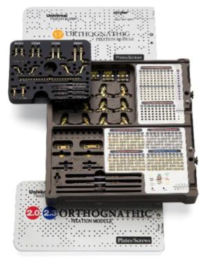 1.7/2.0/2.3 Orthognathic Plating Module