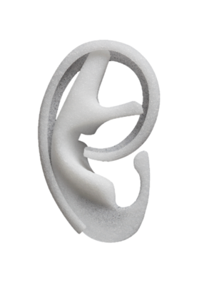 MEDPOR Ear transparent