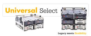 universal select banner