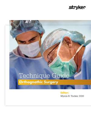 Orthognathic Surgery Technique Guide Cover